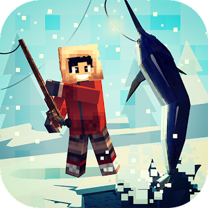 Ice Fishing Craft: Ultimate Winter Adventure Games For PC (Windows & MAC)