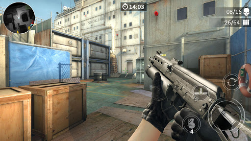 Crossfire GO: Best CF shooting game
