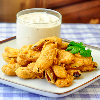 Deep Fried Pickles Without Cornmeal Recipes