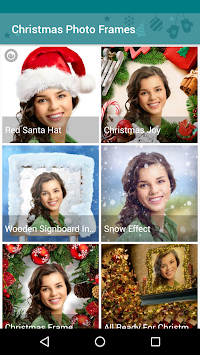 Christmas Photo Frames 🎄 🎅 APK screenshot thumbnail 3