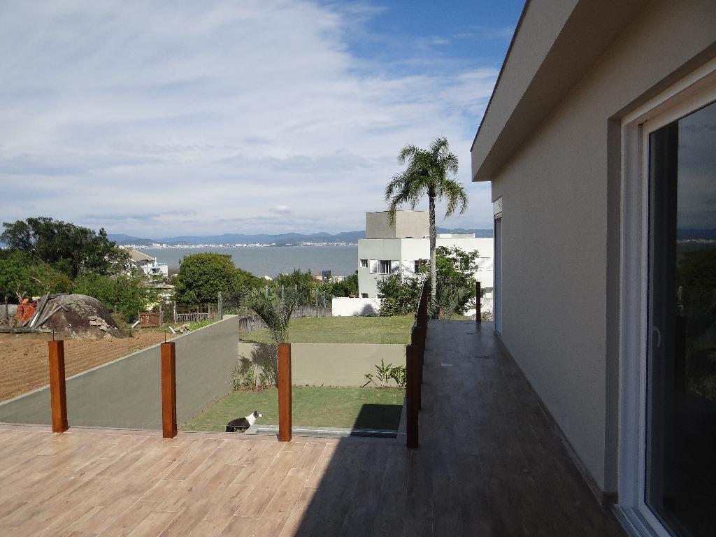 Casa 4 Dorm, Cacupé, Florianópolis (CA0509) - Foto 3