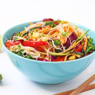 Rice Noodles Broccoli Salad Recipes