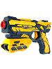 миниатюра Пистолет, Анаконда, IQ Boy, Weapon, Бластер, с подствольником, желтый
