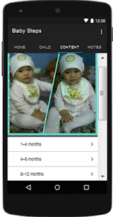 Baby Tracker - screenshot