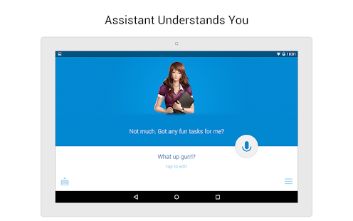 Assistant (Siri Alternative)- screenshot thumbnail
