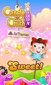 Candy Crush Soda Air Theme APK