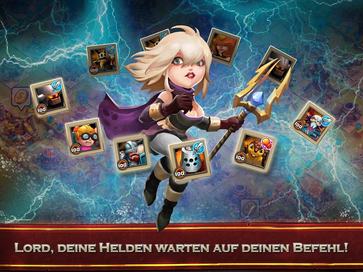 Clash of Lords 2: Ehrenkampf Screenshot 12