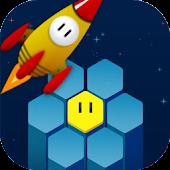 MakeRocket! Block Hexa Puzzle APK for Bluestacks