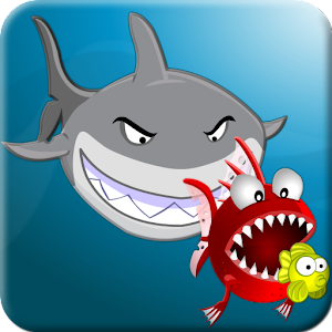 ???? Hungry Piranha & Shark Fish