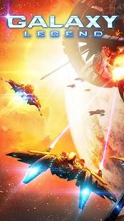 Game Galaxy Legend - Cosmic Conquest Sci-Fi Game APK for Windows Phone