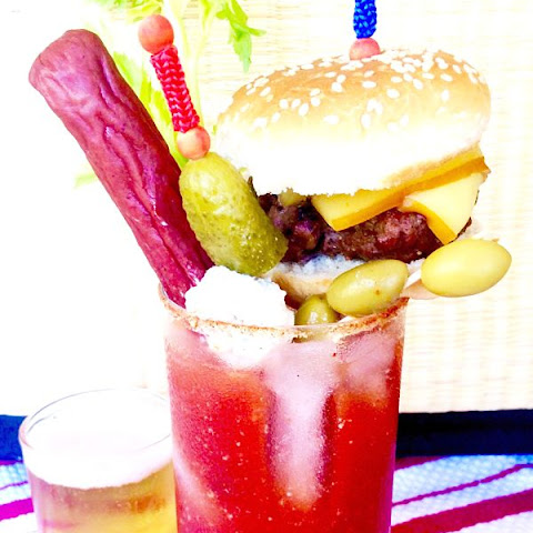 Loaded Bloody Mary, Minnesotta Style