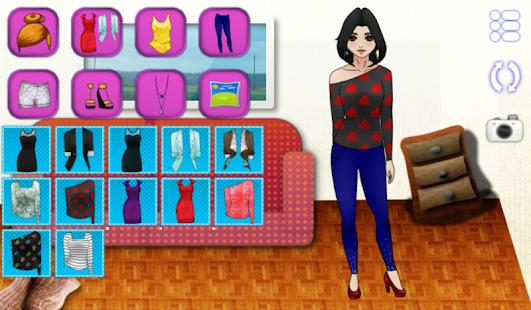 Game Dress Up Princess Girl Fashion APK for Windows Phone