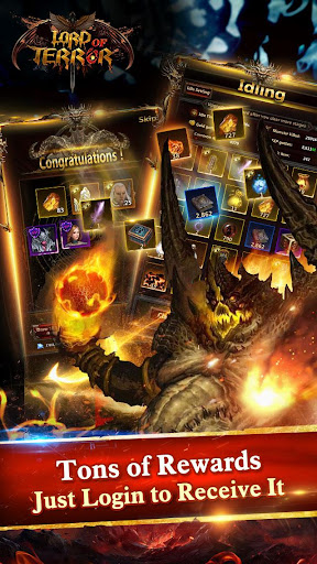 Lord of Terror(Dark Fantasy Idle RPG) For PC