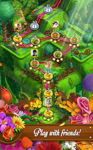 Blossom Blast Saga screenshot 10