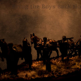 Bring the Boys Back Home by Marko Paakkanen - Typography Words