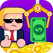 Donald's Coins - To be rich, buy the whole world Icon