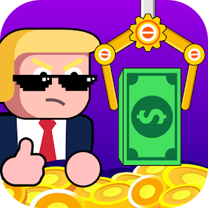Donald's Coins - To be rich, buy the whole world