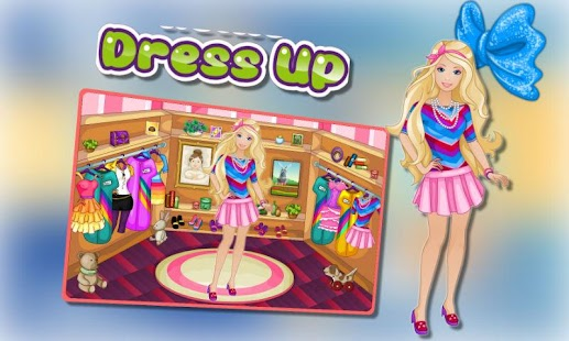 Princess Home Dress Up 2- screenshot