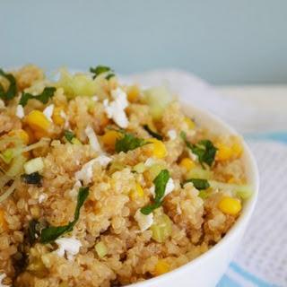 Lemon Mint Quinoa Salad Recipes