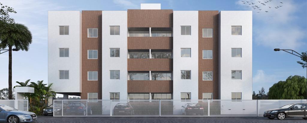Apartamento residencial à venda, José Américo de Almeida, Jo
