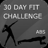 App 30 Day Fit Challenge Abs version 2015 APK