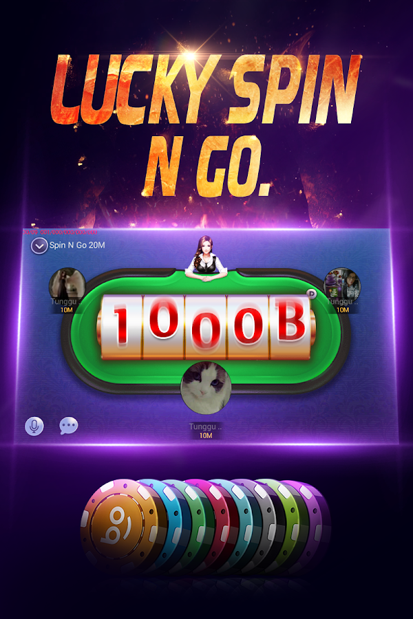 Poker Texas Boyaa-Texas Holdem Screenshot 4