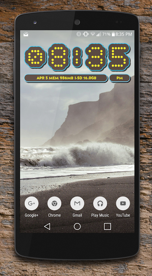 Funk Zooper widget pack Screenshot 5