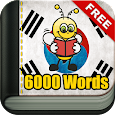 Learn Korean Vocabulary - 6,000 Words