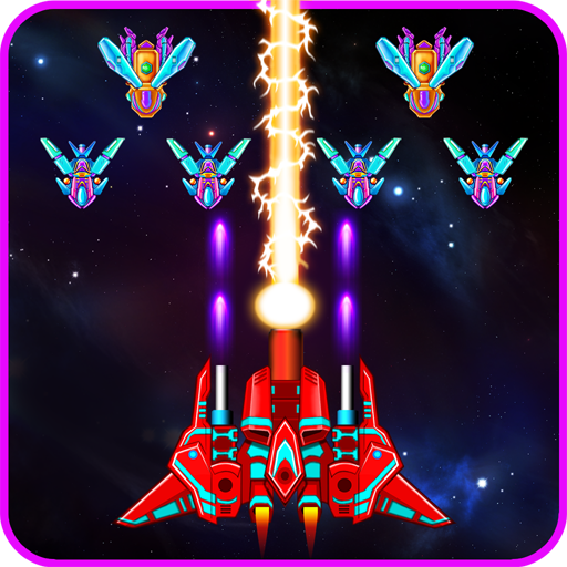 Galaxy Attack: Alien Shooter APK Cracked Download