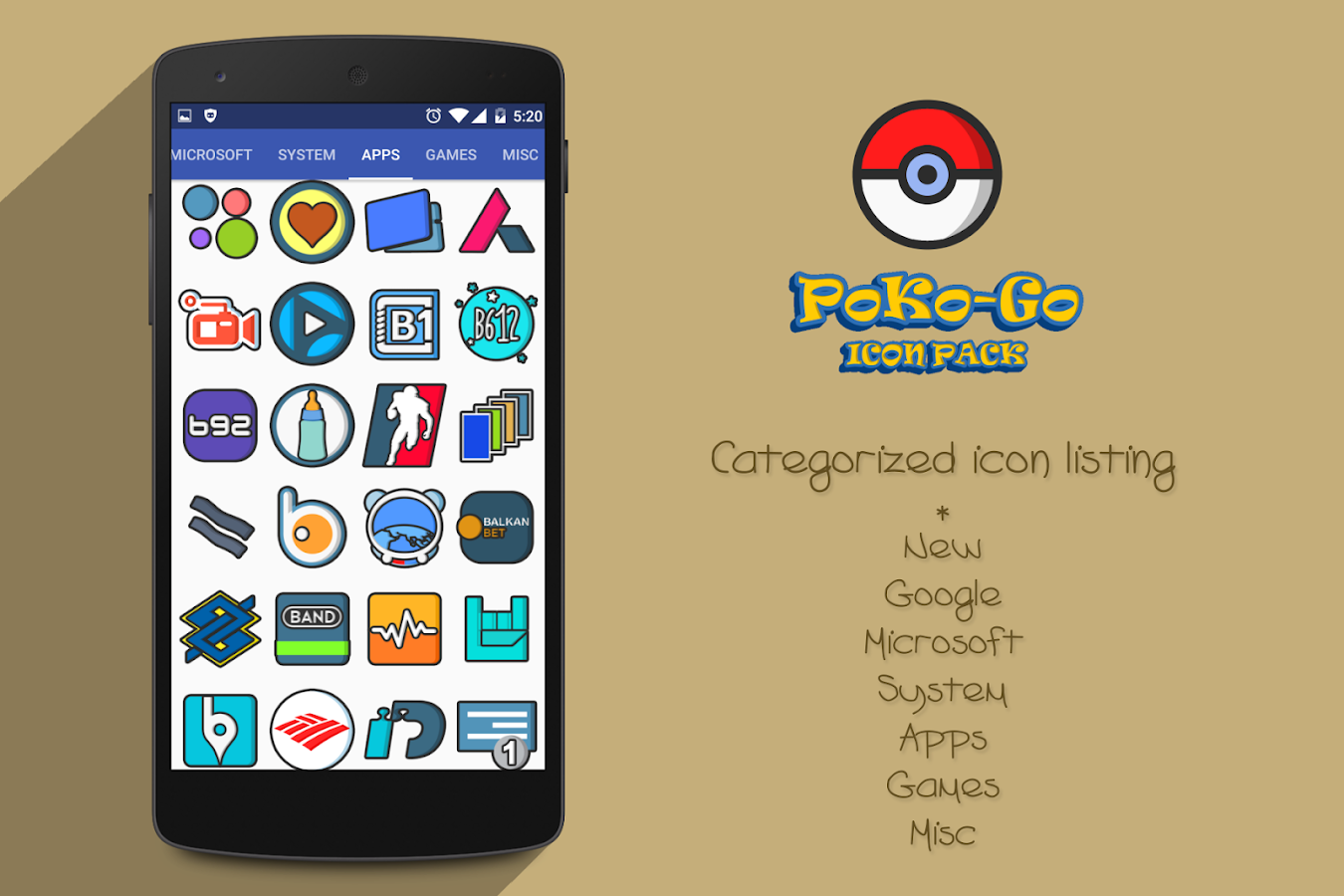 PokoGo Icon Pack Screenshot 10