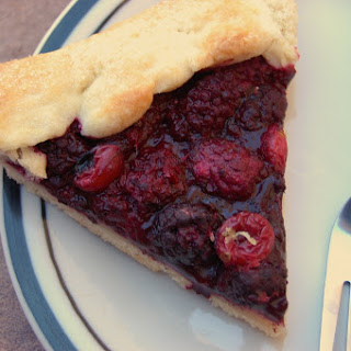 Rustic Berry Galette