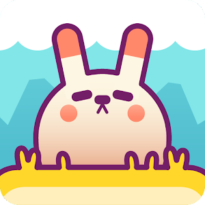 Fat Bunny: Endless Hopper For PC (Windows & MAC)