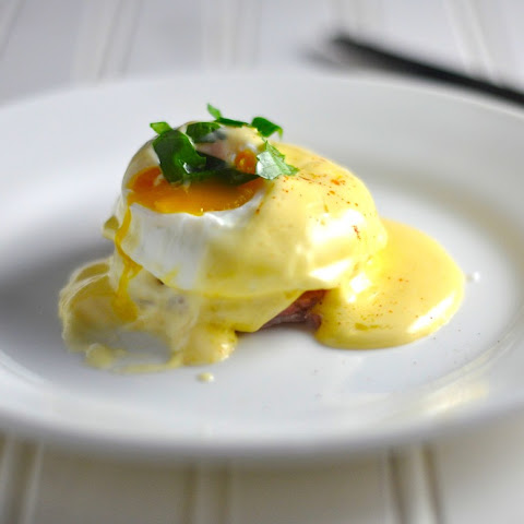Ham Benedict - Low Carb, Gluten-Free, Ketogenic