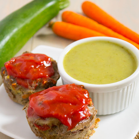 Veggie Stuffed Meatloaf