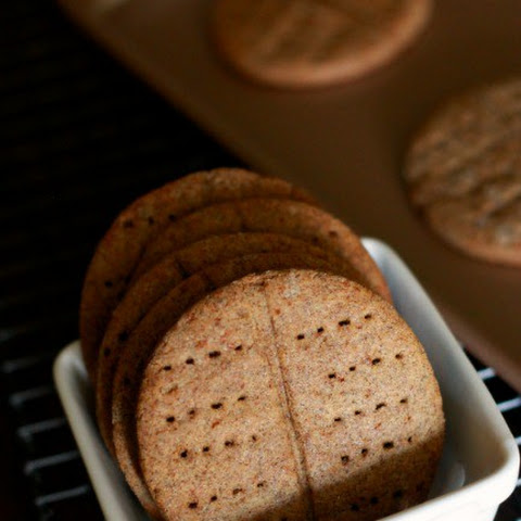Sorghum Graham Crackers