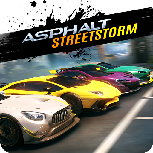 Asphalt Street Storm Racing (game)