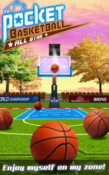 Basketball By 3DGames APK screenshot thumbnail 19