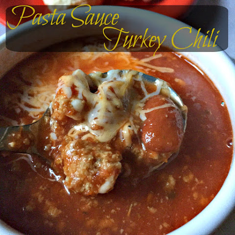 Pasta Sauce Turkey Chili