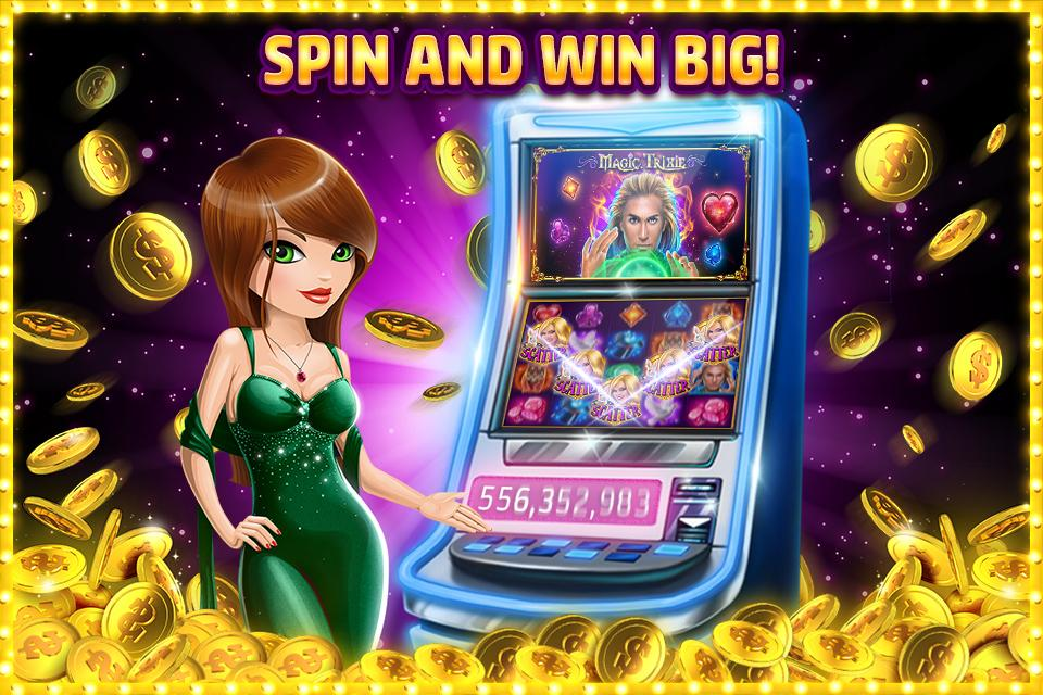 Slotomania Casino Slots Screenshot 1