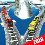 Indian Train Racing Simulator 2018 Icon