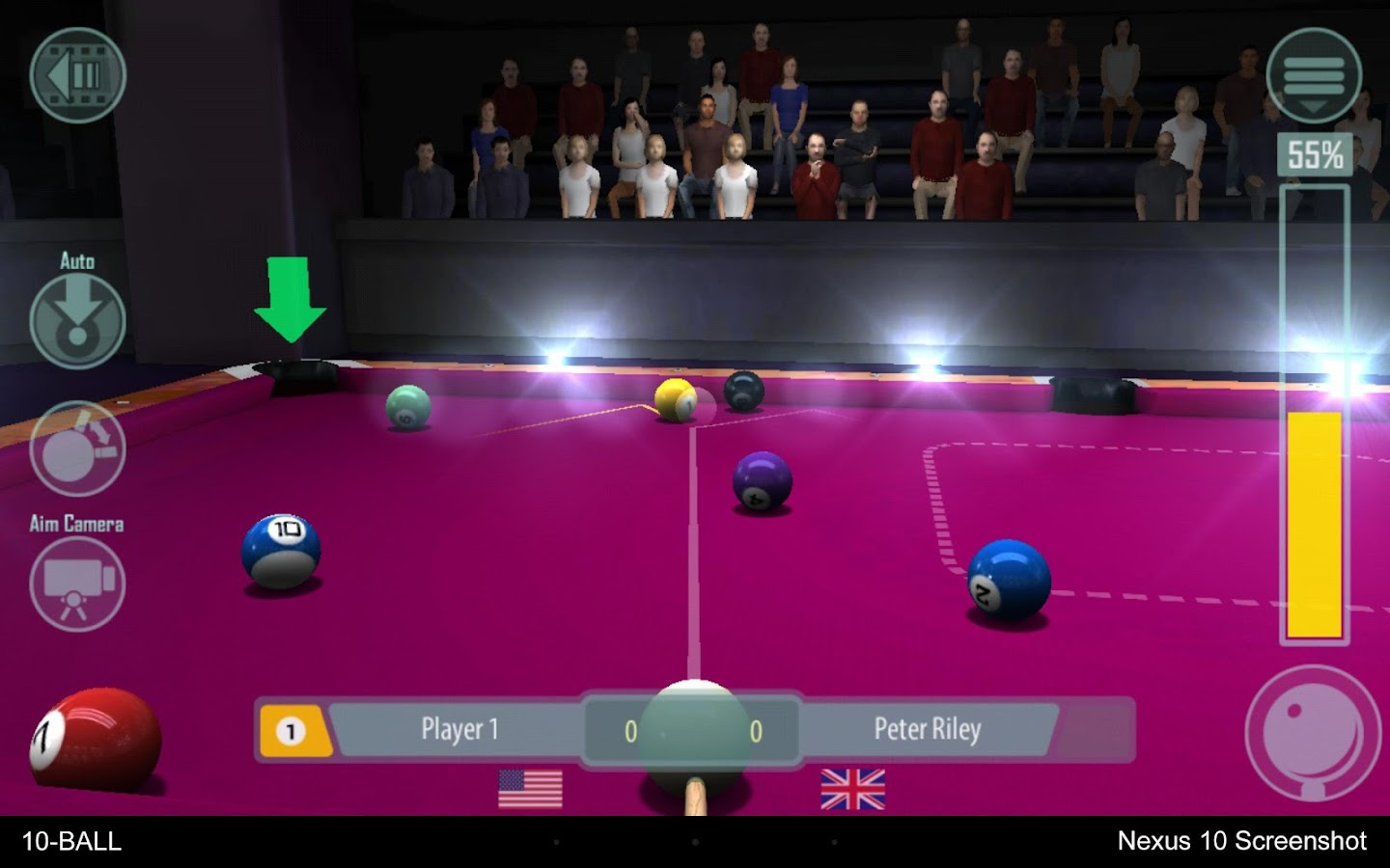 International Pool Screenshot 9