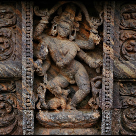 Lord Shiva by Prasanta Das - Buildings & Architecture Statues & Monuments ( temple, stone, idol )