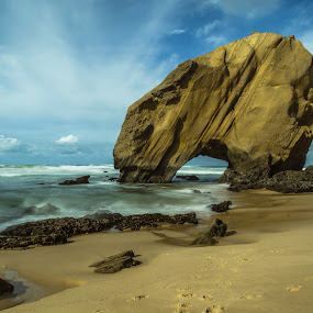 santa cruz by Miguel Lapa - Landscapes Waterscapes ( santa cruz, portugal )
