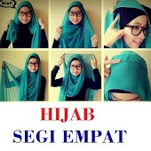 App Tutorial Hijab Segi Empat APK for Windows Phone
