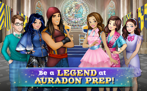 Descendants APK for Bluestacks