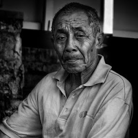 Old Men by Gd Ace - People Portraits of Men