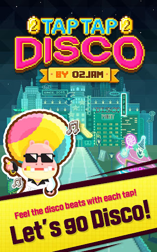 TapTapDisco by O2Jam - screenshot