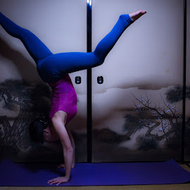 Sports and Fitness by Lotlot Anna - Sports & Fitness Fitness ( #fit #fitness #workout #yoga #handstand #asana )