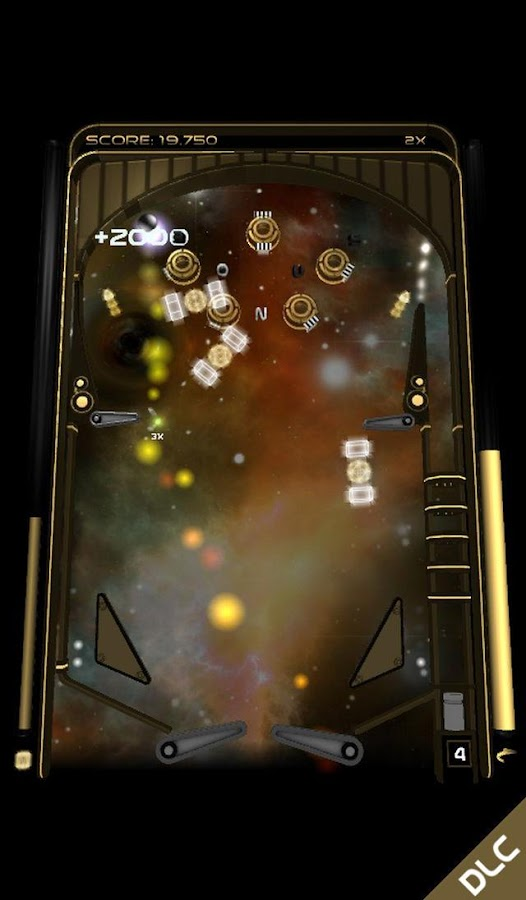 Hyperspace Pinball Screenshot 4