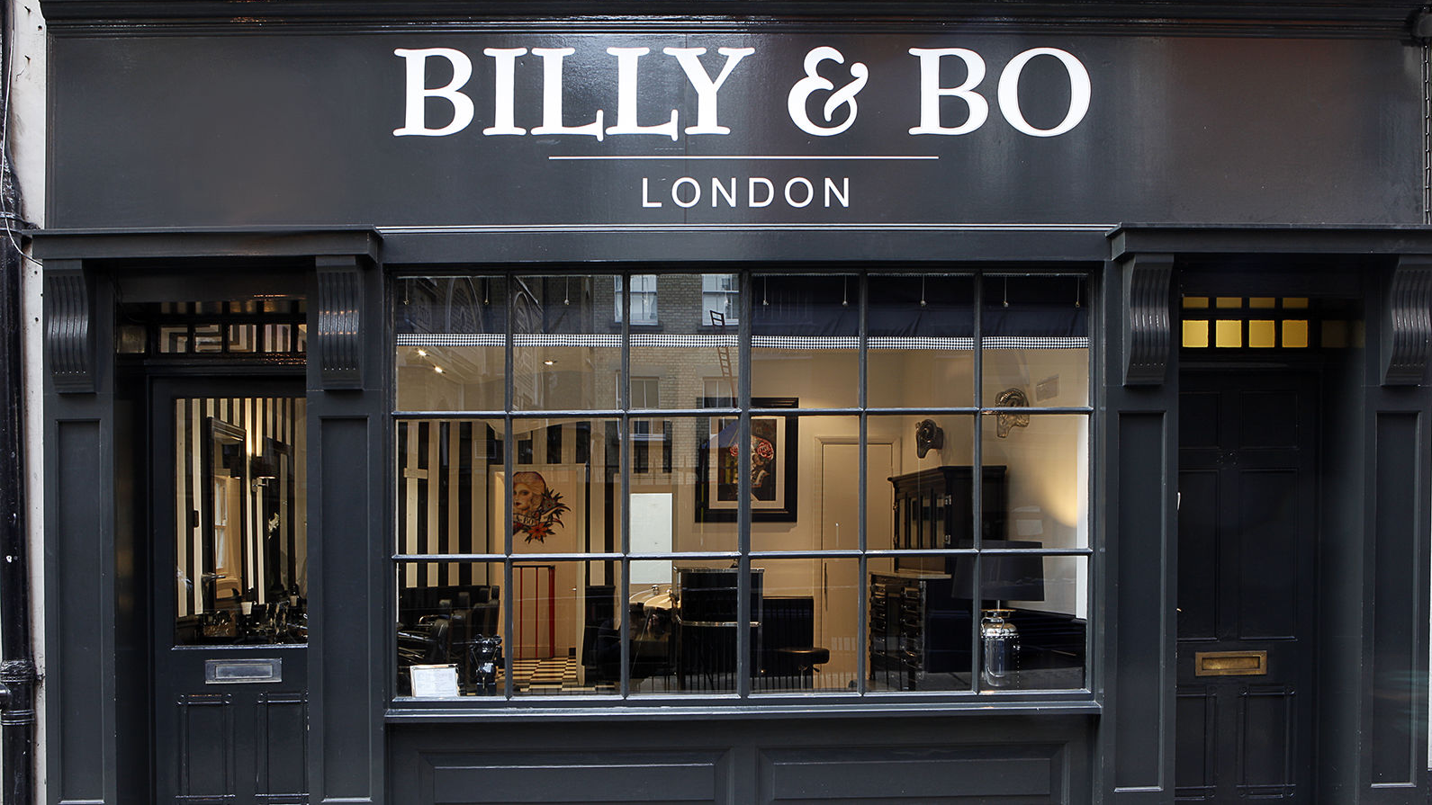Billy & Bo, Hair dresser in Soho